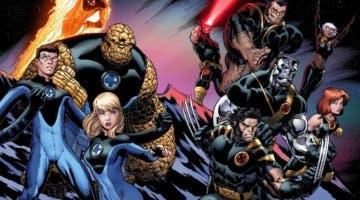 Imagen de Fox estaba trabajando en una película de los 4 Fantásticos contra los X-Men