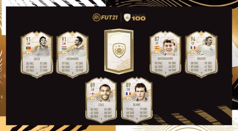 Imagen de FIFA 21 Icon Swaps: las mejores elecciones para gastar tus tokens en la segunda tanda