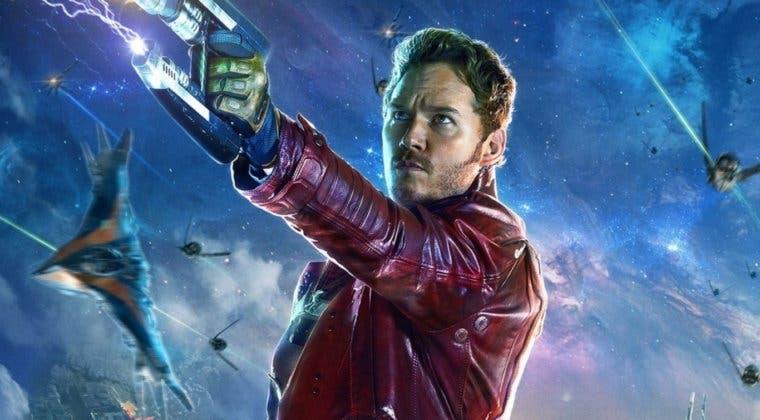 Imagen de Esta era la segunda opción de James Gunn para interpretar a Star-Lord en Guardianes de la Galaxia