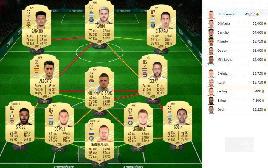 FIFA 21 Ultimate Team SBC Rooney Fin de Una Era