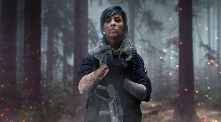 Imagen de Acusan a Activision de plagio a raíz de Mara, personaje de Call of Duty: Modern Warfare