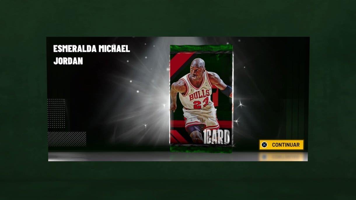 NBA 2K21 MyTEAM Cartas Gratuitas de Pau Gasol LeBron James Michael Jordan