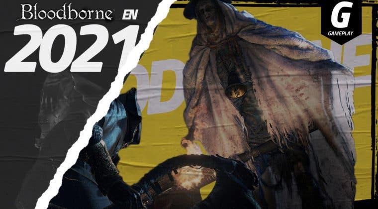 Imagen de Replay: ¿Cómo es Bloodborne en 2021? Volvemos a jugarlo