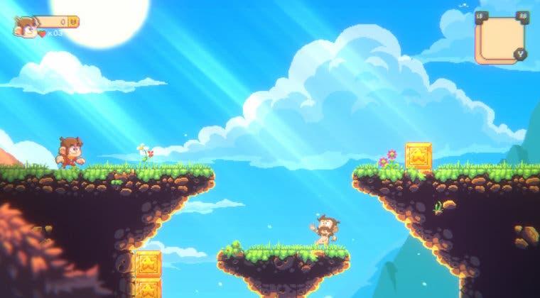 Imagen de Alex Kidd in Miracle World DX apunta a lanzarse también para PS5 y Xbox Series X S