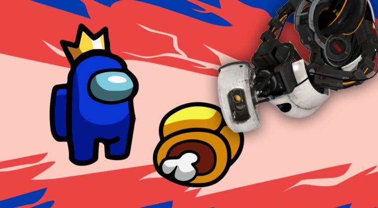 Imagen de Un mod de Among Us mete a GLaDOS, de Portal, como un bot contra el que jugar