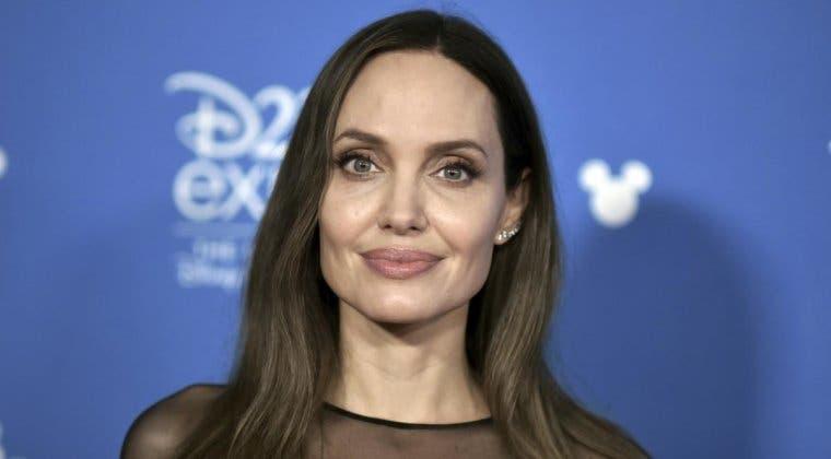 Imagen de El revelador motivo por el que Angelina Jolie se unió a Los Eternos