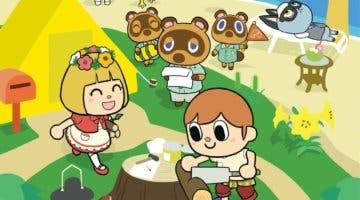 Imagen de Animal Crossing: New Horizons anuncia un manga oficial; fecha y portada