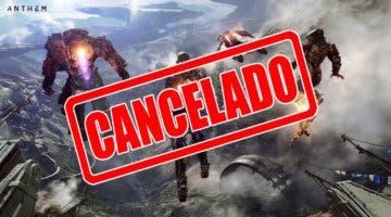 Imagen de Oficial: EA cancela el desarrollo de Anthem NEXT