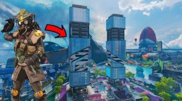 Imagen de Un bug de Apex Legends permite entrar en los edificios de Oasis y ser intocable