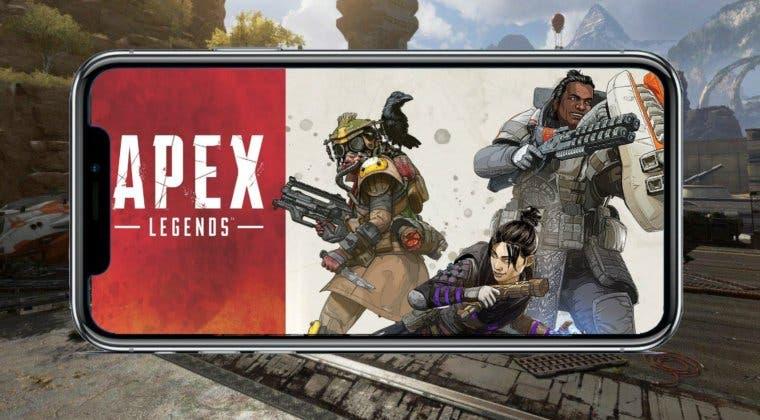Imagen de Todo lo que sabemos sobre Apex Legends para móviles: fecha, requisitos y más