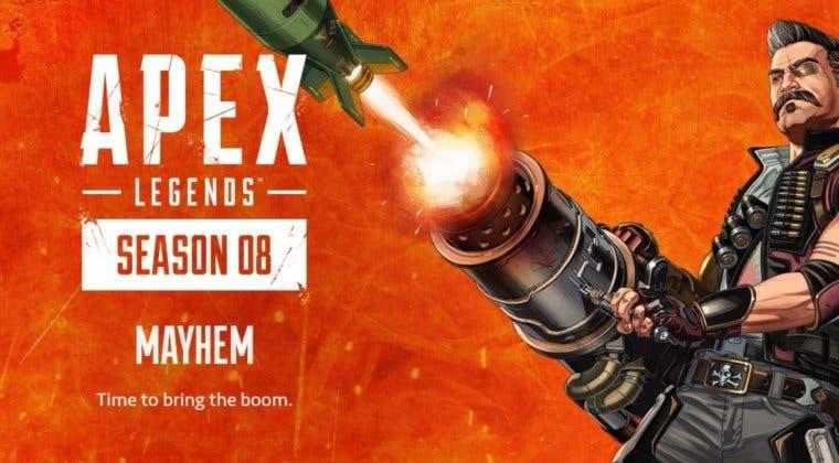 Imagen de Respawn nos habla de la temporada 8, los 'nerfeos' y el futuro de Apex Legends