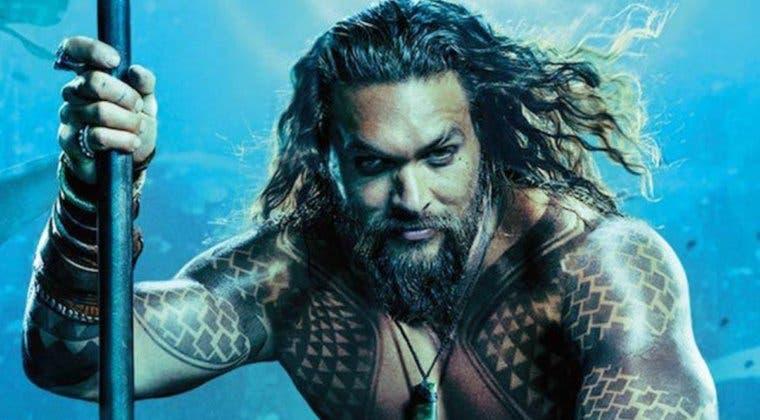 Imagen de Aquaman 2 se inspirará en un clásico de terror de los 60, según James Wan