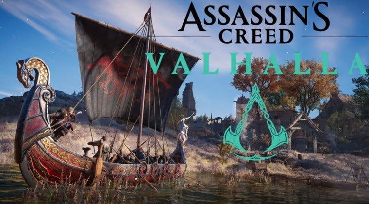 Imagen de La versión 1.1.2 de Assassin's Creed Valhalla llega hoy y añade las incursiones en el río