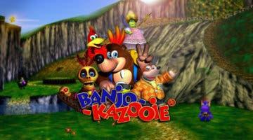 """Imagen de ¿El regreso de Banjo-Kazooie? Playtonic """"trabaja en varios juegos nuevos"""""""