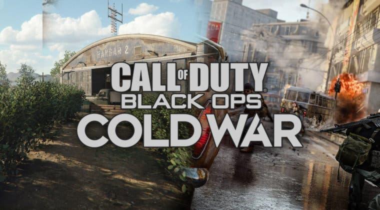 Imagen de Black Ops Cold War temporada 2: cambios y modificaciones de los mapas