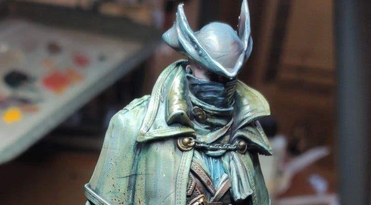Imagen de Bloodborne: Un escultor crea una figura del Cazador que ha impresionado a la comunidad