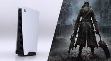 Imagen de Diseñan una PS5 edición Bloodborne y muestran su impresionante resultado