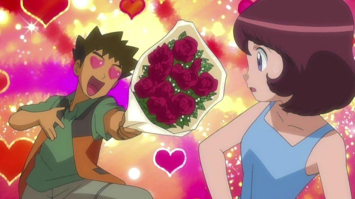Brock amor Pokemon