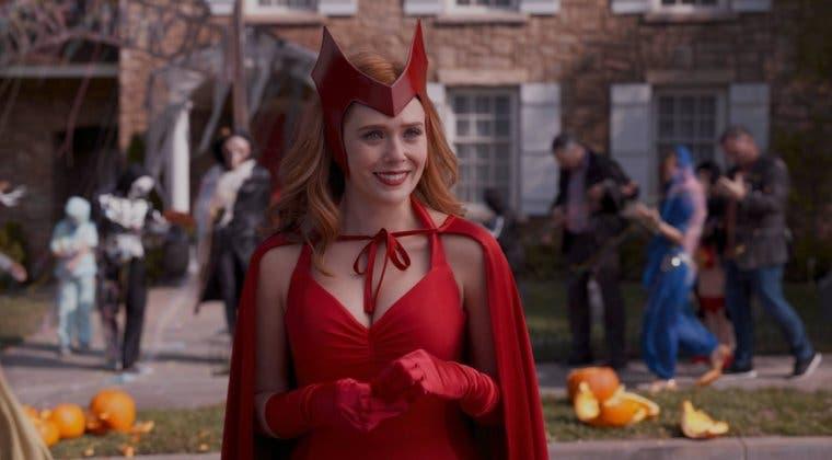 Imagen de Bruja Escarlata y Visión podría tener temporada 2 según Kevin Feige