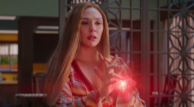 Imagen de Bruja Escarlata y Visión: todas las referencias al Universo Marvel del capítulo 4