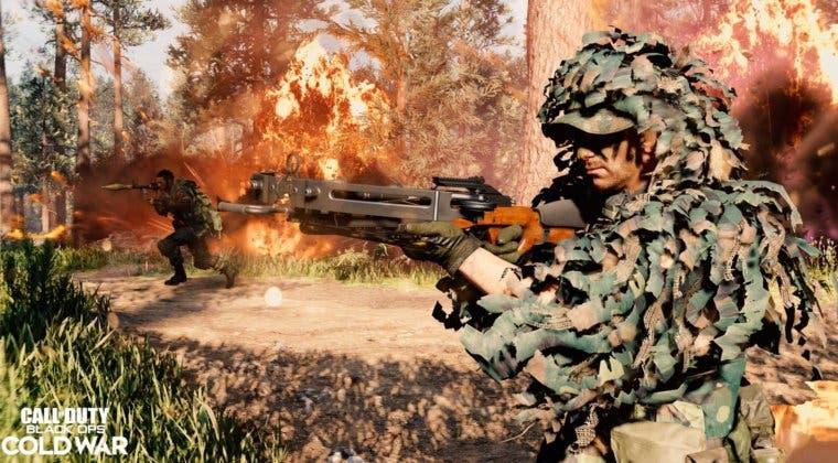 Imagen de Call of Duty: Black Ops Cold War y Warzone revelan todas las nuevas armas de la Temporada 2