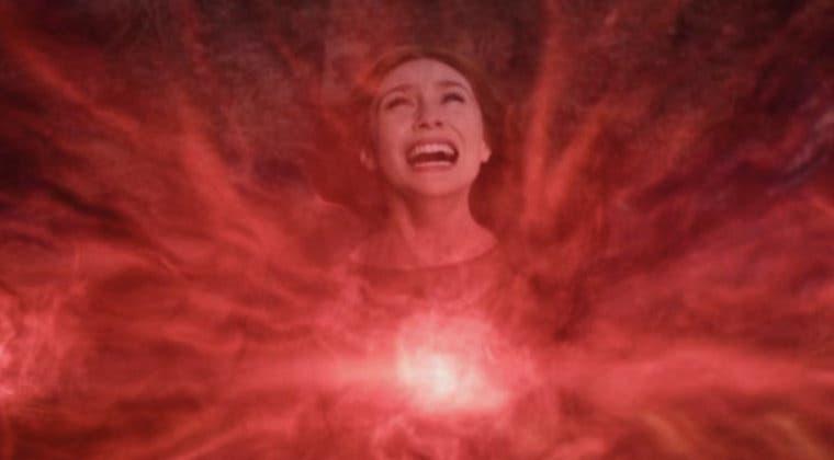 Imagen de Bruja Escarlata y Visión: ¿qué es la Magia del Caos?