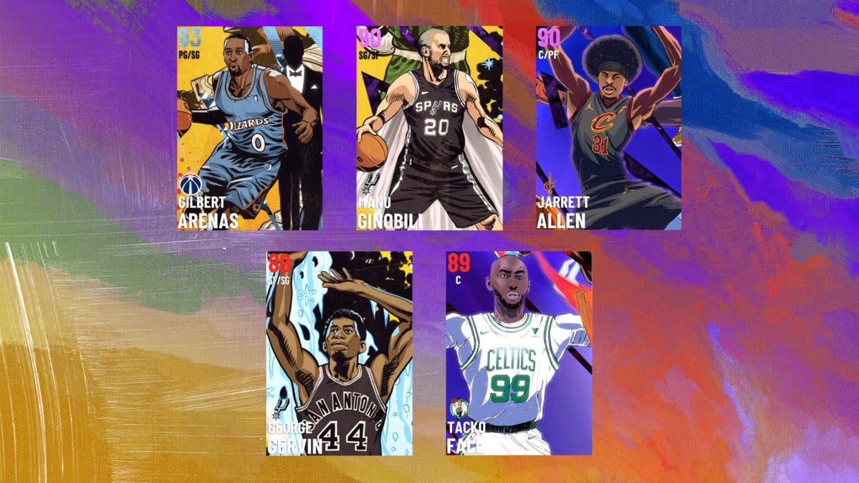 NBA 2K21 Mi EQUIPO Temporada 5 Era de Héroes Semana 2