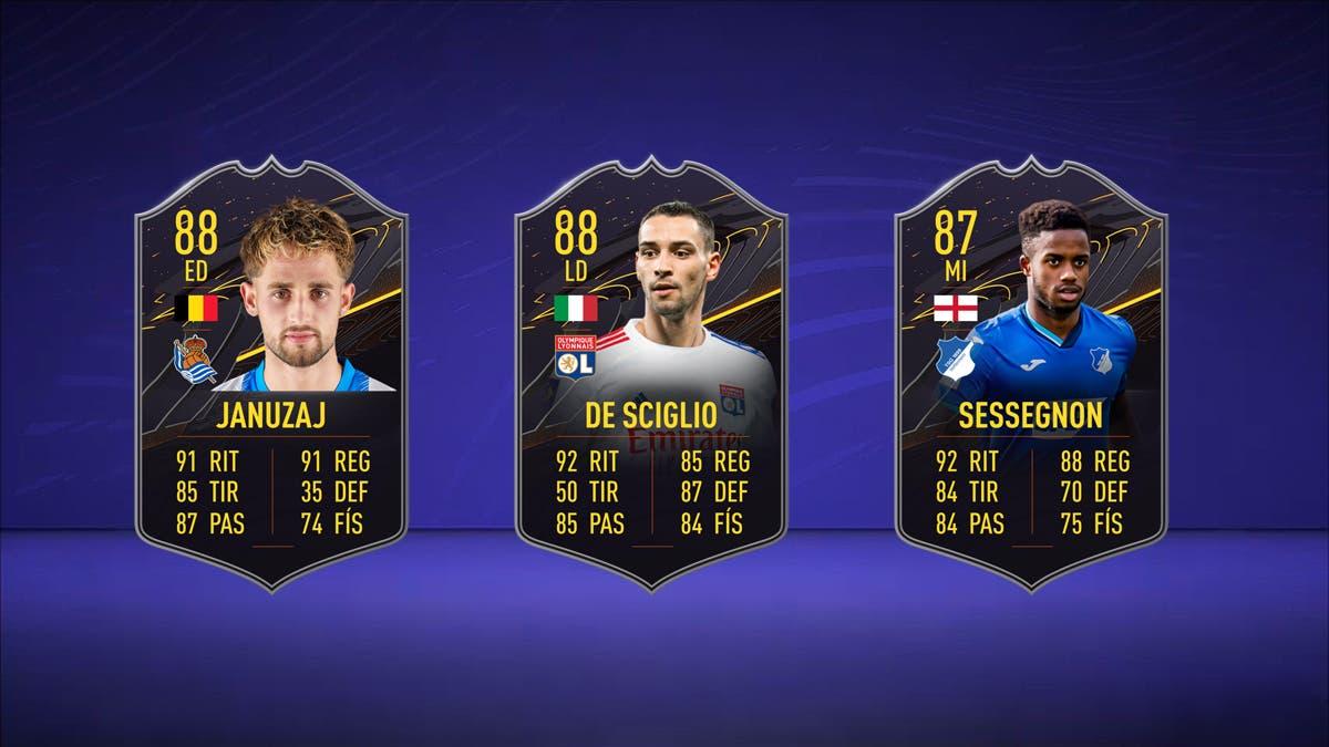 FIFA 21 Ultimate Team Recompensas Temporada 4