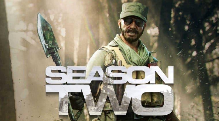 Imagen de Fecha, hora y tamaño de la actualización de la temporada 2 de Warzone y Black Ops Cold War