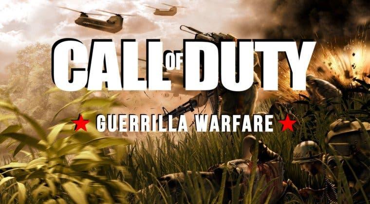 Imagen de Call of Duty: Guerrilla Warfare sería la entrega de 2021; surgen nuevos detalles