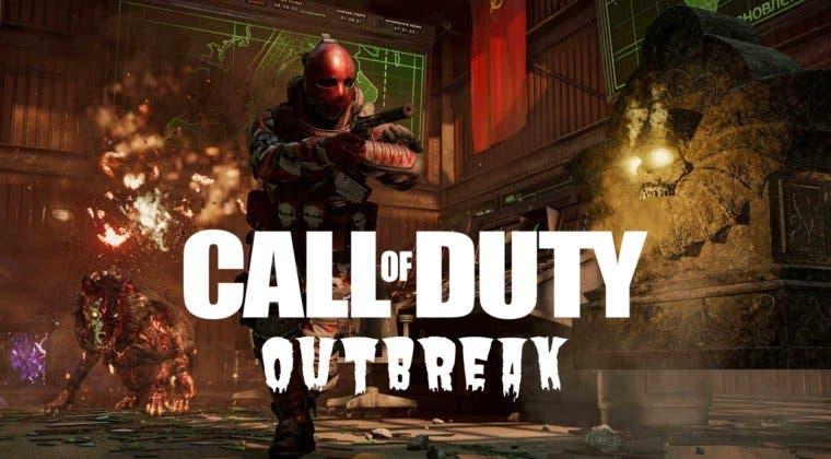Imagen de Black Ops Cold War: Outbreak, el nuevo modo Zombies, muestra teaser y fecha su lanzamiento