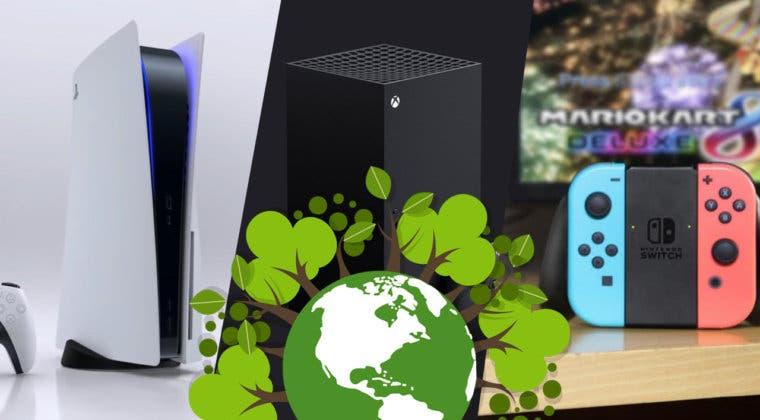 Imagen de PS5, Xbox Series y Switch: ¿qué consola es más ecológica? Un curioso estudio lo muestra