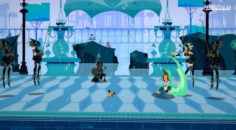 Imagen de Cris Tales se lanzará finalmente el próximo mes de julio en PC y consolas