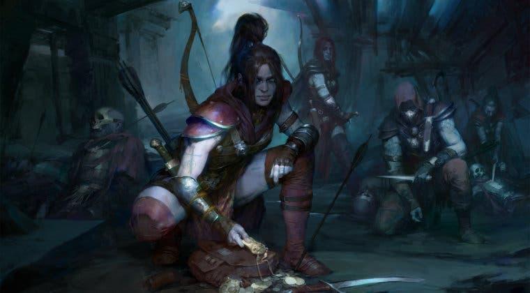Imagen de Diablo IV luce nuevo gameplay presentando una clase que vuelve de los juegos clásicos
