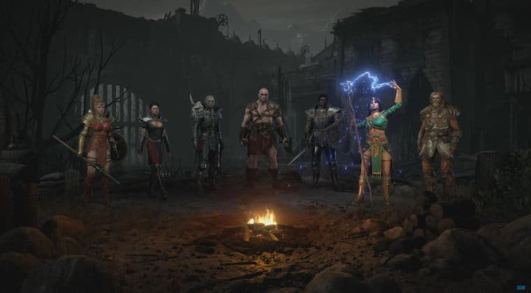 Imagen de Blizzard desvela que Diablo II Resurrected contará con más de una alfa