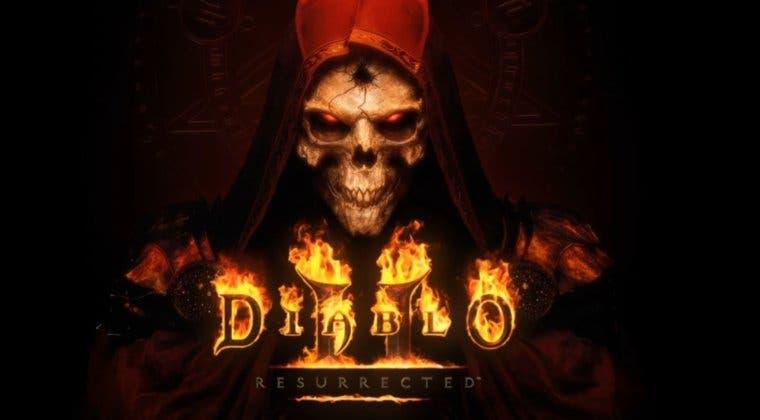 Imagen de Diablo II Resurrected tendrá una alfa cerrada este mes
