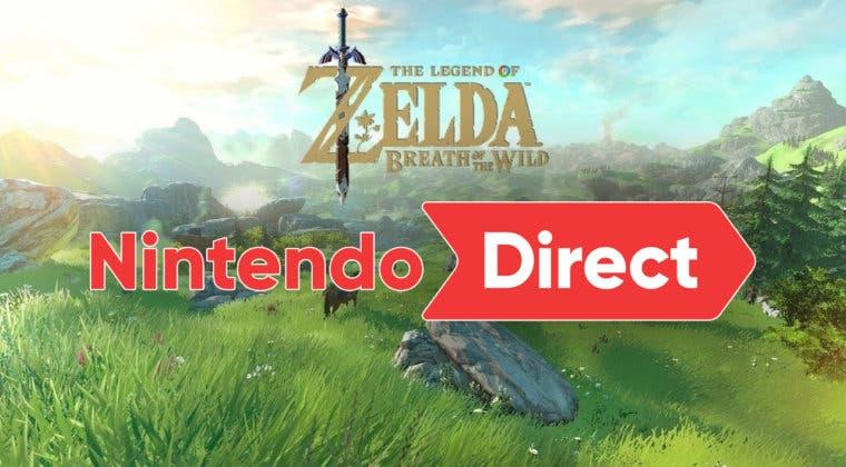 Imagen de Pronto habría un Nintendo Direct centrado en Zelda con fecha de Breath of the Wild 2 incluida, según fuentes