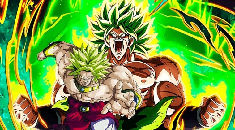 Imagen de Las referencias ocultas del Broly de Dragon Ball Super al de Dragon Ball Z