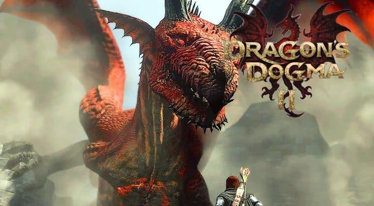 Imagen de Filtran la posible primera imagen de Dragon's Dogma 2