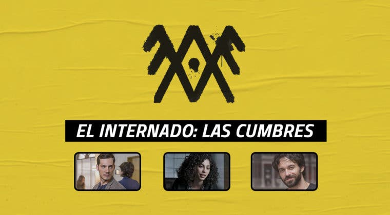 """Imagen de Entrevistamos a los actores de El Internado: Las Cumbres: """"es una serie más oscura, con más misterio"""""""