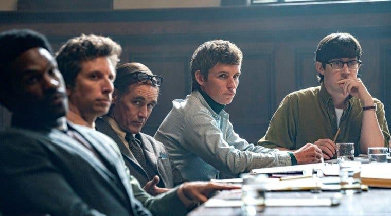 """Imagen de Netflix ofrece gratis """"El Juicio de los 7 de Chicago"""" durante 48 horas"""