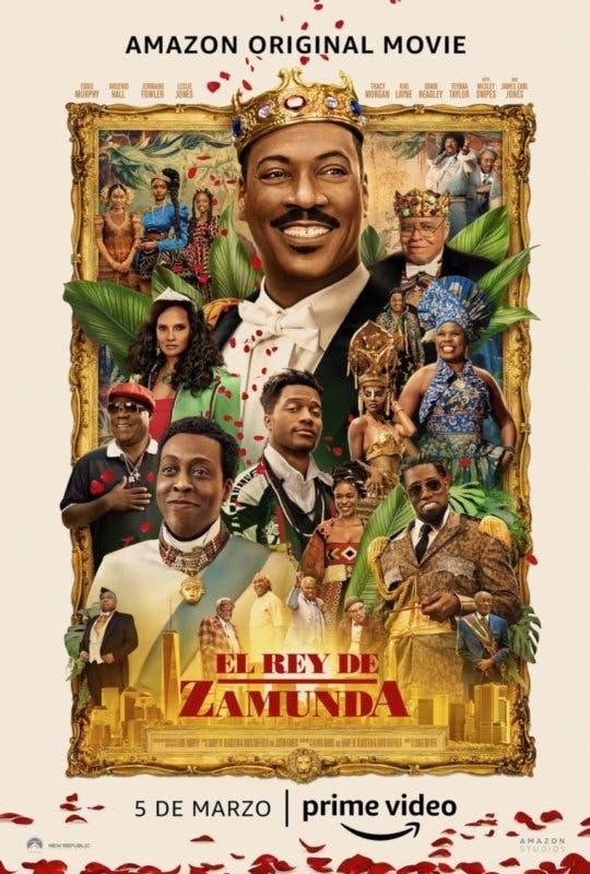 el rey de zamunda poster fotogramas 1612379610