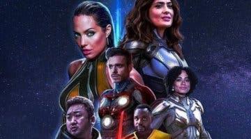 Imagen de Eternos: la directora Chloe Zhao dice que la película es un gran riesgo para Marvel