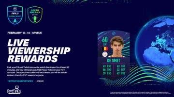 Imagen de FIFA 21: ya puedes conseguir el séptimo token FGS (solo este fin de semana)