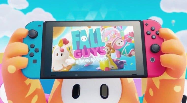 Imagen de Fall Guys confirma y pone fecha aproximada a su lanzamiento en Nintendo Switch