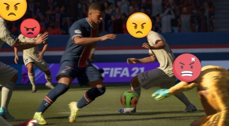 Imagen de Este vídeo muestra grandes fallos de FIFA 21 que enfurecen a la comunidad