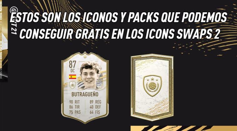 Imagen de FIFA 21 Icon Swaps: estos son los Iconos y packs que podemos conseguir gratuitamente en la segunda tanda