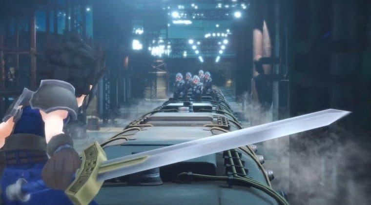 Imagen de Final Fantasy VII Ever Crisis es anunciado como una compilación de varios títulos para móviles