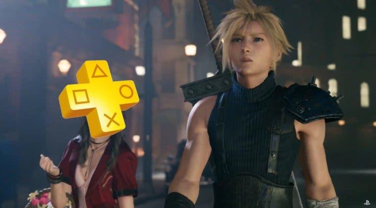 Imagen de Filtrado Final Fantasy VII Remake como juego gratuito con PS Plus en marzo