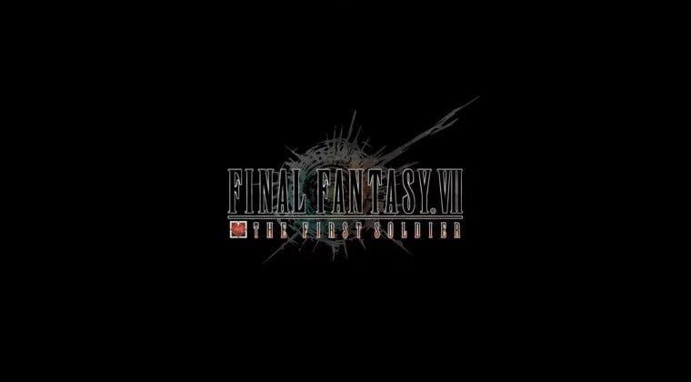Imagen de Final Fantasy VII The First Soldier se presenta como un nuevo Battle-Royale para dispositivos móviles